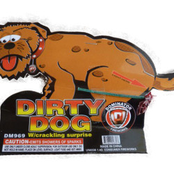 Dirty Dog Firework