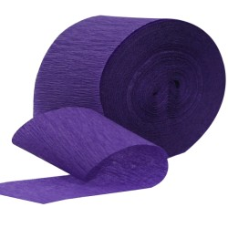 purple-crepe-paper-streamer